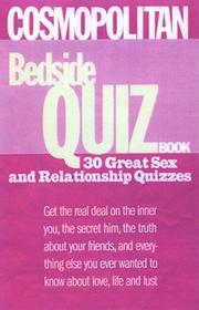 Cosmopolitan bedside quiz book