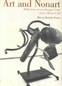 Cover of: Art and nonart | Marcia Muelder Eaton