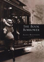 Cover of: The book borrower