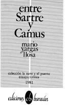 Cover of: Entre Sartre y Camus