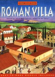 Cover of: Make Your Own Roman Villa (Make Your Own)