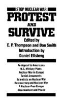 Cover of: Protest and survive