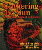 Cover of: Gathering the sun