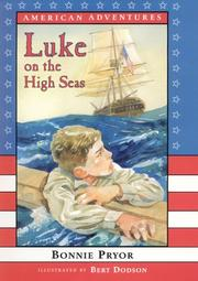 Cover of: Luke on the high seas