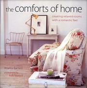 Cover of: Comforts of home