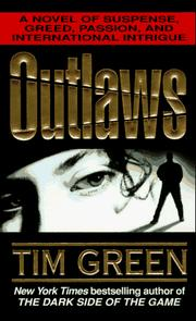 Cover of: Outlaws | Tim Green