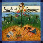 Cover of: Bluebird summer