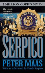 Cover of: Serpico | Peter Maas