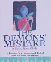 Cover of: The demons' mistake: a story from Chelm