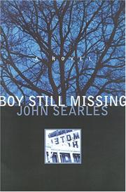 Cover of: Boy still missing | John Searles