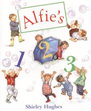 Cover of: Alfie's 1 2 3 | Hughes, Shirley