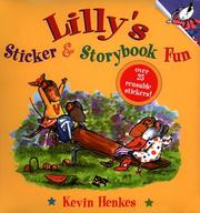 Cover of: Lilly's Sticker & Storybook Fun