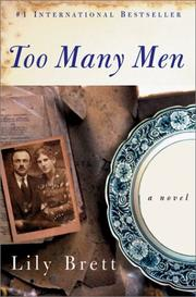 Cover of: Too many men | Lily Brett