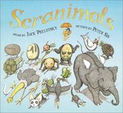 Cover of: Scranimals