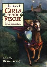 Cover of: The Best Of Girls To The Rescue | Various