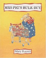 Cover of: Mrs. Pig