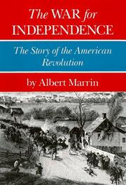 Cover of: The war for independence