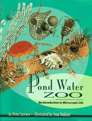 Cover of: Pond water zoo | H. Peter Loewer