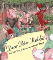 Cover of: Dear Peter Rabbit
