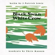Cover of: Black Swan/White Crow