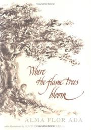 Cover of: Where the Flame Trees Bloom