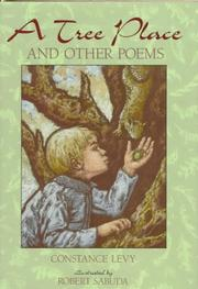 Cover of: A tree place and other poems | Constance Levy