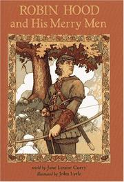 Cover of: Robin Hood and his Merry Men