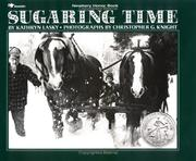 Cover of: Sugaring time