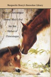 Cover of: Marguerite Henry's Horseshoe Library Box Set