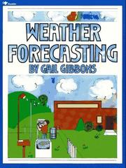 Cover of: Weather forecasting