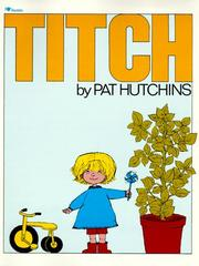 Cover of: Titch