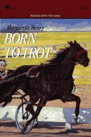 Cover of: Born to trot
