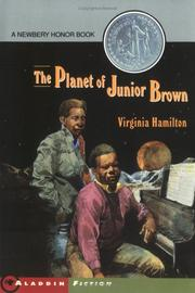Cover of: The planet of Junior Brown