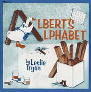 Cover of: Albert's alphabet