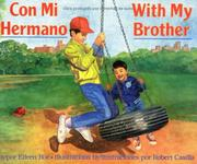 Cover of: Con Mi Hermano / With My Brother | Eileen Roe
