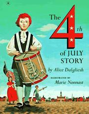 Cover of: The Fourth of July story | Alice Dalgliesh