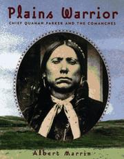 Cover of: Plains warrior