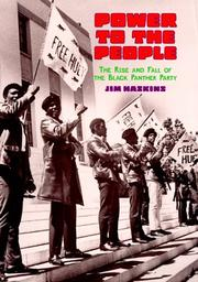 Cover of: Power to the people
