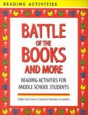 Cover of: Battle of the Books and more | Sybilla Avery Cook