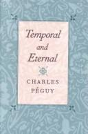 Cover of: Temporal and eternal