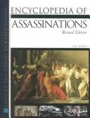 Cover of: Encyclopedia of assassinations