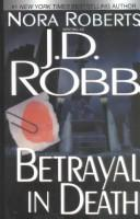 Cover of: Betrayal in death