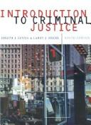 Introduction to criminal justice by Joseph J. Senna