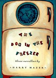 Cover of: The Dog in the Freezer