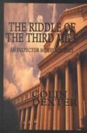 Cover of: The riddle of the third mile