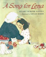 Cover of: A song for Lena