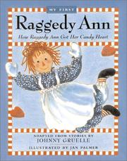 Cover of: How Raggedy Ann Got Her Candy Heart