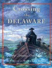 Cover of: Crossing the Delaware | Louise Peacock