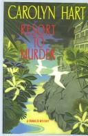 Cover of: Resort to murder: a Henrie O mystery
