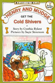 Cover of: Henry and Mudge get the cold shivers
